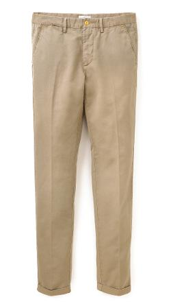 Gant Rugger  - Cuffed Chinos