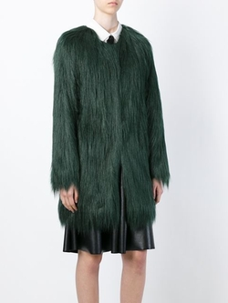 Unreal Fur - Faux Fox Fur Jacket