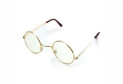 QLook - John Lennon Clear Sunglasses