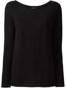Roberto Collina - Boat Neck Sweater
