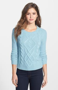 Caslon - Cable Knit Sweater