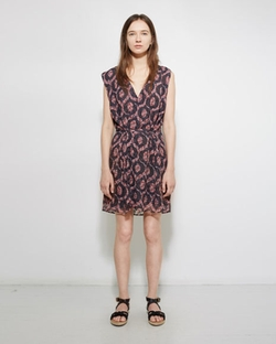 Isabel Marant  - Tuxi Printed Dress