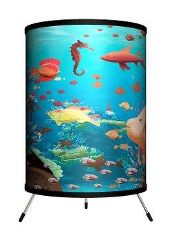 Lamp-In-A-Box - Aquarium Tripod Lamp