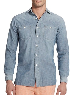 Polo Ralph Lauren - Chambray Workshirt