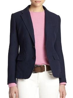 Polo Ralph Lauren - Knit Cotton Blazer