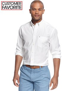 Tommy Hilfiger  - Wells Solid Shirt