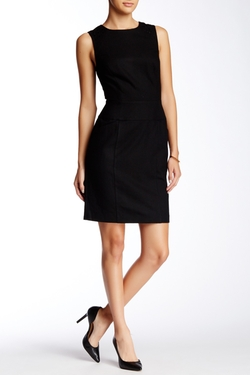 Susana Monaco - Kyra Wool Blend Sheath Dress