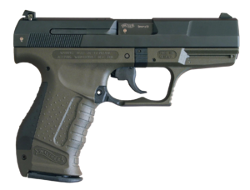 Horst Wesp - Walther P99