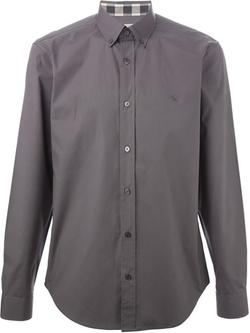 Burberry Brit - Button-Down Collar Shirt