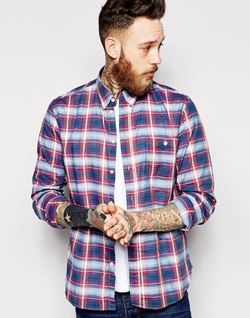 Paul Smith Jeans - Madras Check Shirt