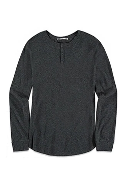 Forever 21 - Paneled Thermal Henley