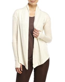 Alternative Apparel - Eco Jersey Wrap Cardigan