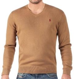 Polo Ralph Lauren - Pima Cotton V-Neck Sweater