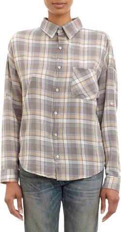 NSF  - Plaid Shirt