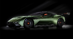 Aston Martin - Vulcan Car