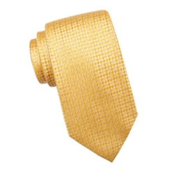 Collection by Michael Strahan  - Texture Solid Silk Tie