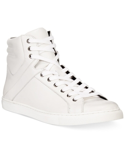 Kenneth Cole Reaction - Think I Can Hi-Top Sneakers