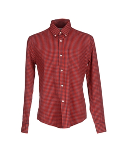 Band Of Outsiders  - Check Shirt