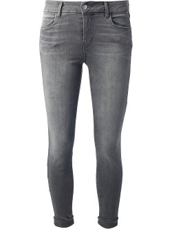 J Brand -  Ardennes Skinny Cropped Jean