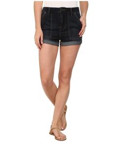 Free People  - Hi Rise Cuffed Shorts