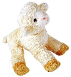 Douglas - Plush Lamb Stuff Toy