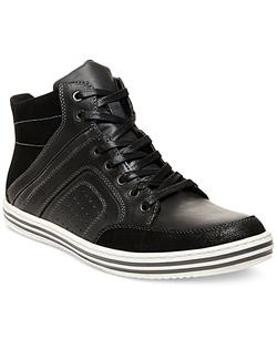 Steve Madden - Ristt Hi-Top Sneakers