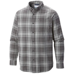 Columbia  - Checked Casual Button-Down Shirt