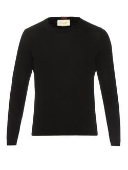 Gucci - Crew-Neck Cotton Sweater
