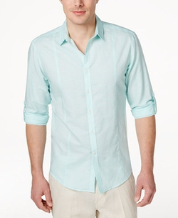 Inc International Concepts - Cason Linen Shirt
