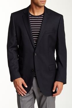 Hugo Boss - Notch Lapel Wool Sportcoat