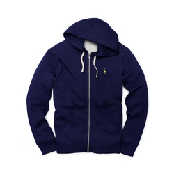 Ralph Lauren - Fleece Full Zip Hoodie
