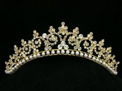 Venus Jewelry - Princess Tiara Crown