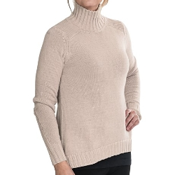 Lilla P - Novelty Mock Turtleneck Sweater
