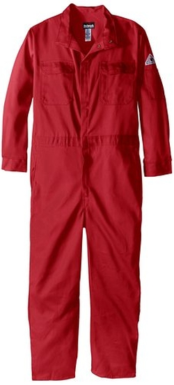 Bulwark  - Cotton Premium Concealed Snap Coverall