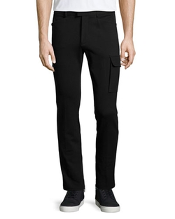 ATM - Slim-Fit Stretch Cargo Pants
