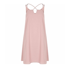 River Island - Cross Strap Slip Dress