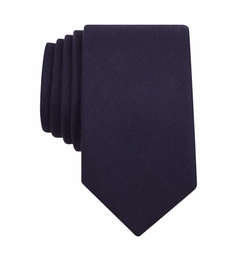 Bar III  - Firth Solid Skinny Tie