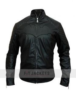 FitJackets - Christian Bale Batman Begins Jacket