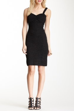 Papillon - Textured Dress