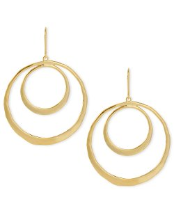 Robert Lee Morris Soho Earrings - Orbital Drop Earrings