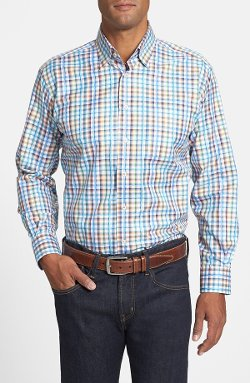 Robert Talbott - Classic Fit Check Sport Shirt