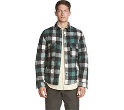 Woolrich - Quilted Mill Wool Shirt Jacket