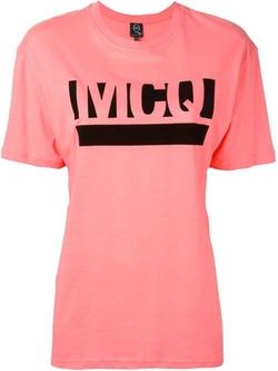 MCQ Alexander Mcqueen - Underlined Logo Print T-Shirt