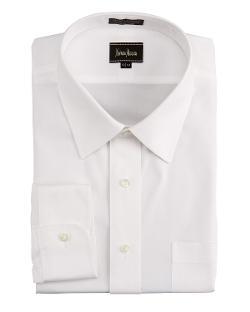 Neiman Marcus  - No-Iron Pinpoint Shirt