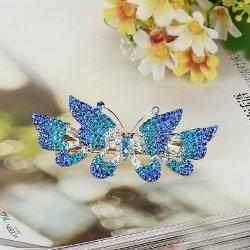 Sweet Lemon - Classic Butterfly Hair Clip