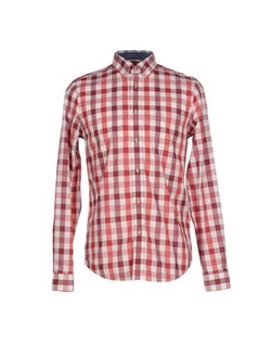 Ben Sherman - Checked Button Down Shirt