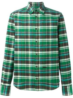 Dsquared2  - Plaid Shirt