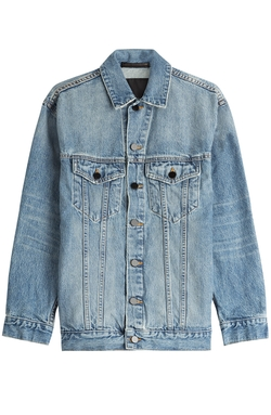 Denim x Alexander Wang - Denim Jacket