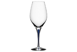One Kings Lane - Intermezzo Blue Wineglass