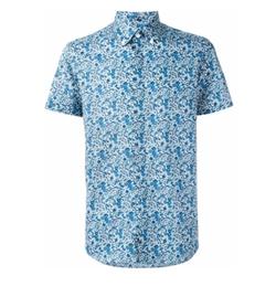 Fay - Floral Print Shirt